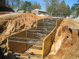 Image result for excavation shoring system
