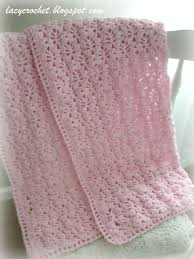 Baby Girl Crochet Blanket Patterns