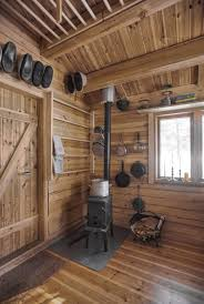 a 118 sq ft cabin in norway the home is totally off grid with no electricity or running water