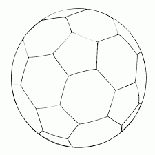 Small Picture Interesting Ideas Soccer Ball Coloring Page Coloring Pages Soccer
