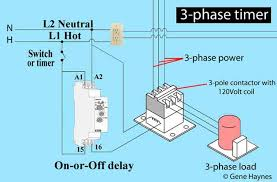 contactor wiring diagram timer wiring diagram for you • wiring diagram single pole contactor timer easy wiring diagrams rh 7 superpole exhausts de hvac contactor wiring diagram contactor wiring diagram