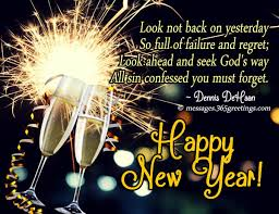 Christian Happy New Year Quotes