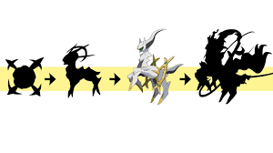 Arceus Evolution Pokemon Gen 8 Fanart 34