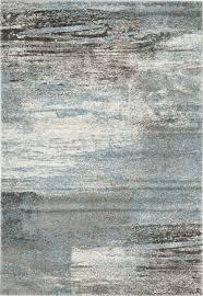 safavieh tahoe tah479d light blue grey 4 x 6 rug