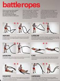 arm workouts workout exercises fitness exercises workout routines workout ideas total body workouts battle rope workout bat rope exercises
