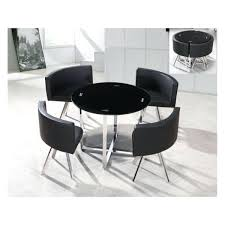 4 chair table set heartlands spectrum glass dining table set 4 chairs for popular of