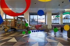 Image Workers Google Offices In Milan Bepe Raso Archdaily Gallery Of Google Offices In Milan Ama Albera Monti Associati