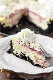 olive garden white chocolate raspberry cheesecake. Brilliant Cheesecake How To Make Olive Garden White Chocolate Raspberry Cheesecake At Home  Copycat Recipe For Your And C
