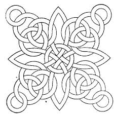 Geometric Coloring Pages Geometric Coloring Page Geometric Coloring