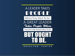 Quote On Leadership 100 Leadership Quotes 100 QuotePrism 77
