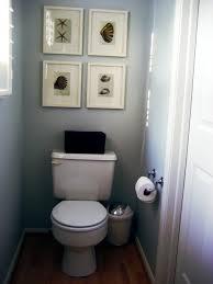 Half Bathroom Vanity Guest Bathroom Decorating Ideas With Brown Wooden Floating Bath