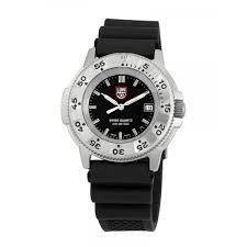 luminox navy seal steel black face dive 3201 men s watch new luminox navy seal steel black face dive 3201 men s watch