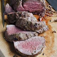I like to add flavor to the tenderloin from salt. Barefoot Contessa Balsamic Roasted Beef Recipes