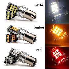 2Pcs <b>12V 24V</b> 1156/<b>1157</b>/3156/3157/7440/7443 21SMD 2835 LED ...