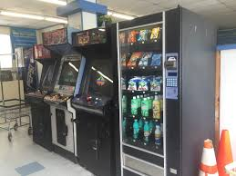Arcade Vending Machines Delectable 48 Arcade Machines Vending Machine Selling Detergent Bleach Etc