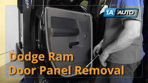 how to remove install rear door panel dodge ram buy how to remove install rear door panel 2002 08 dodge ram buy quality auto parts at 1aauto com