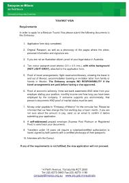 invitation letter format for australian business visa
