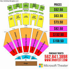 Microsoft Seating Chart Circumstantial Microsoft Theatre Seating Chart Microsoft