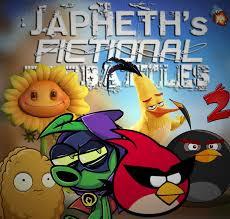 User blog:JaphethMario/Plants vs Angry Birds 2 - Japheth's Fictional Rap  Battles | Epic Rap Battles of History Wiki