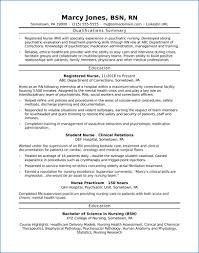 Nurse Resumes Samples 24 Nurse Resume Samples SampleResumeFormats24 6
