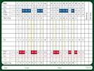 Glen Echo Scorecard - Glen Echo Country Club