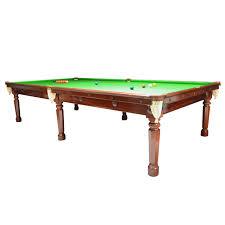 Gillowu0027s Billiard Snooker Pool Table circa 1810