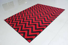 black red area rug ty rugs and cream