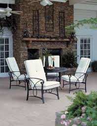 white outdoor chair pads outdoor designs intended for white patio chair cushions