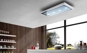 squaremelon air uno amadeus ceiling hood kitchen extractor