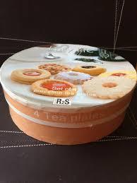 Dora Papis Design 4 X Easy Life Porcelain Tea Plates Dora Papis Collectable Italian Design Boxed