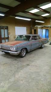 1962 Chevy Impala 2 door hardtop project car for sale in Mobile ...