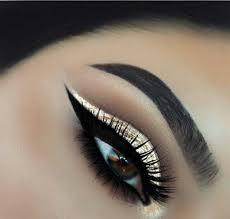 makeup eyeshadow eye makeup maquillage eyeliner eyelashes makeup on fleek makeup on point makeup on instalook eye look eyes gold