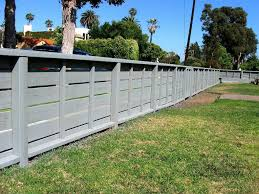 Painted Fences stunning front fence ideas to protect and security your homes 8038 by xevi.us