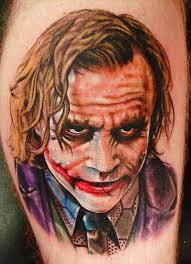 Joker Tetování Symboly A Fotky