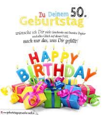 Geburtstagskarten Zum Ausdrucken 50 Geburtstag Geburtstagssprüche