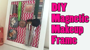 diy magnetic makeup board picture of inspired makeup board tutorial