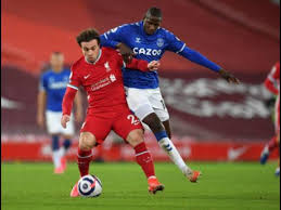 Xherdan shaqiri's second goal for the potters against everton at goodison park in december 2015, as voted for by supporters. Everton Claim Rare Anfield Win Sports Jamaica Gleaner