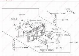 nissan altima radiator fan wiring diagram data wiring diagrams \u2022 Nissan Altima 2.5 Engine Diagram at 2005 Nissan Altima Wiring Harness Diagram
