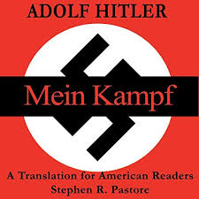 listen to audiobooks by adolf hitler com mein kampf a new translation for american readers adolf hitler stephen r