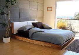DIY Japanese Platform Bed