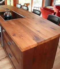how to make wood countertops best wood images on wood stunning best wood for kitchen reclaimed