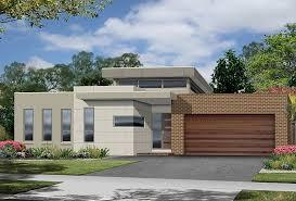 single level modern house plans open