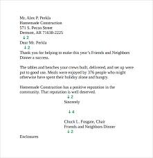 personal business letter format