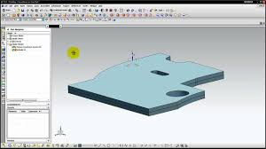 Convert Dwg To Dxf Nx Tips Triks Import Export Dwg Dxf Files Youtube