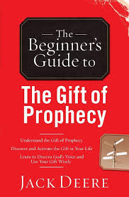 the beginner s guide to the gift of prophecy beginner s guides servant by jack deere 1 jan 2001 paperback jack deere 9780800796433 amazon