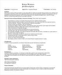 Resume Job Duties Examples Job Description Sample Bank Controller Job Description Sample 79