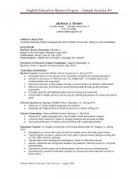 Resume Masters Degree Best Sample Resume Masters Degree Ideas Best Examples And Complete 3