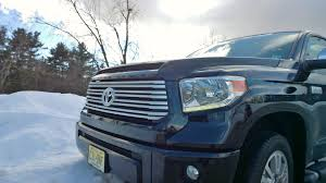 First Impressions: The 2014 Toyota Tundra Platinum CrewMax Is One ...