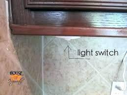 under cabinet lighting switch. Cabinet Door Switch Under Lighting N