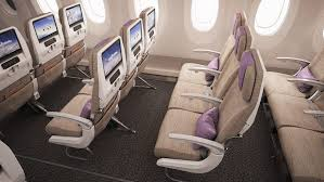 Airbus A380 Seating Chart Asiana Asiana To Launch Economy Smartium Seats In May Business